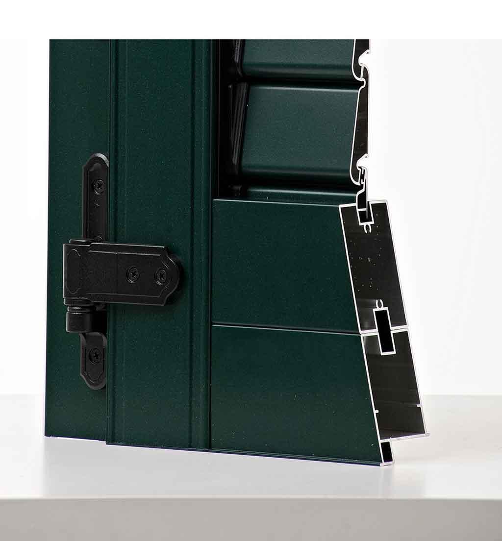 Finestre design legno alluminio e infissi legno vetro - Guarnizioni finestre alluminio ...
