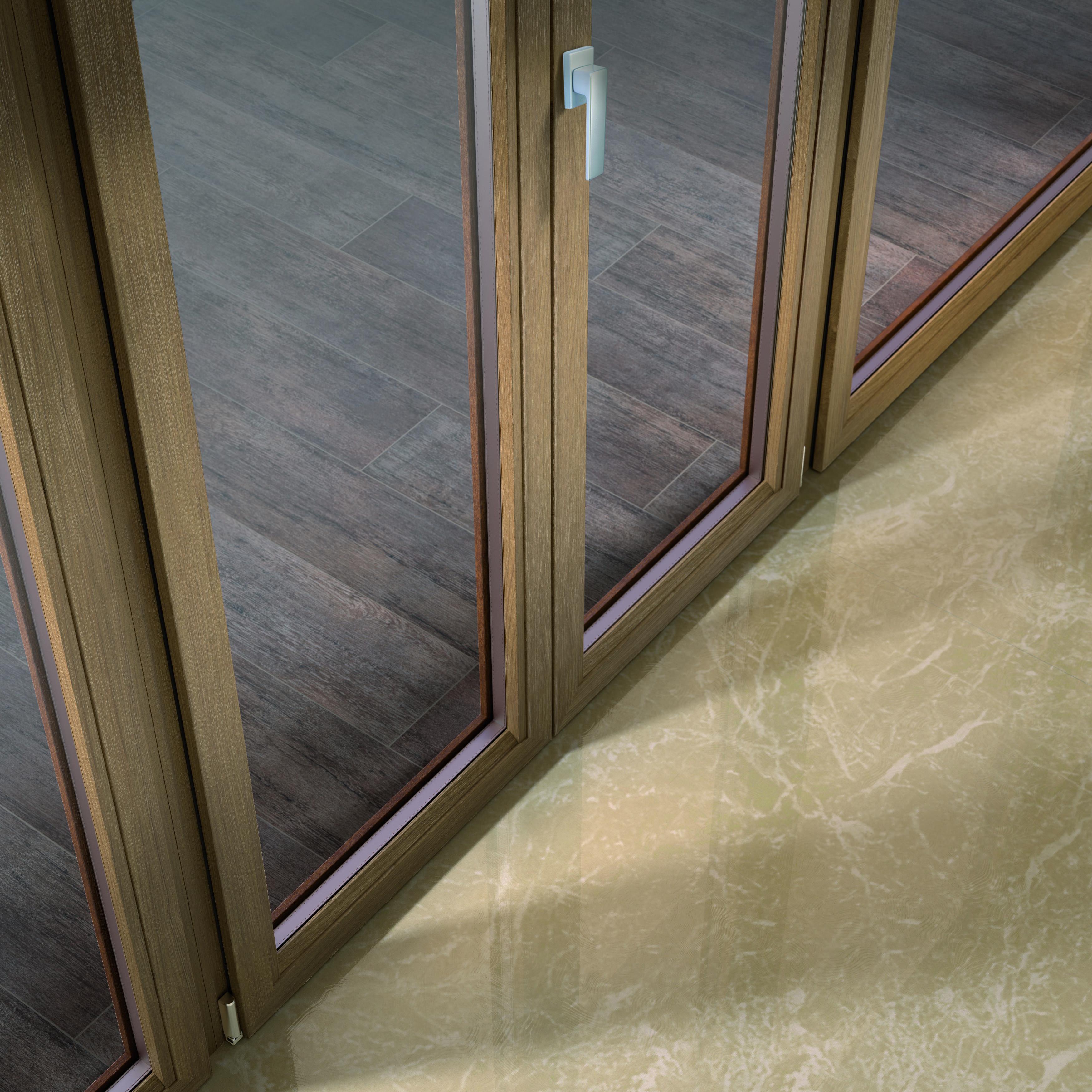 finestre economiche legno alluminio skill