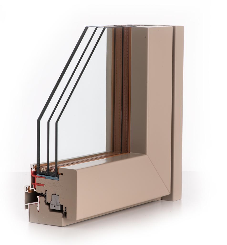 Finestre legno alluminio - Finestre doppi vetri ...
