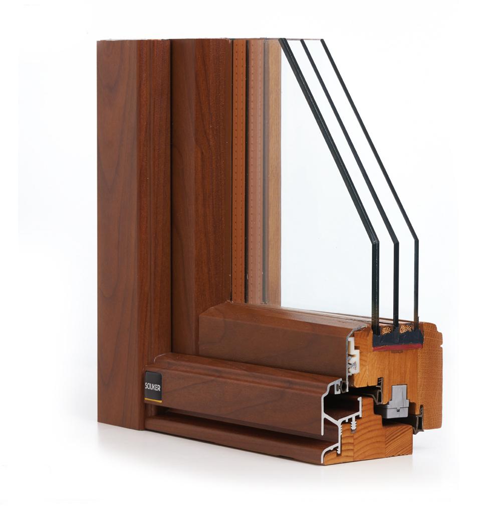 Finestre legno alluminio per ristrutturare in città con ecobonus -50