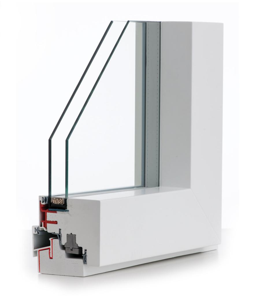 Finestre design legno alluminio e infissi legno vetro - Condensa finestre alluminio ...
