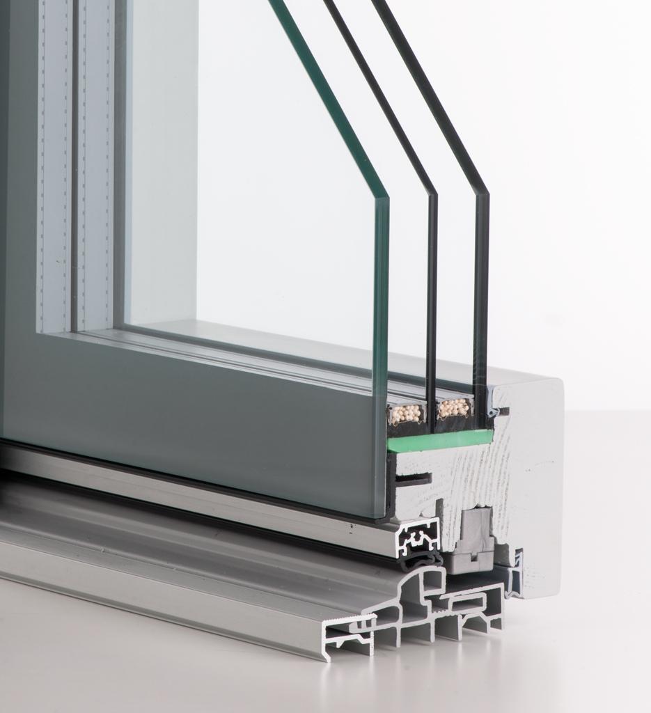 Finestre design legno vetro a risparmio energetico - Guarnizioni finestre vecchie ...