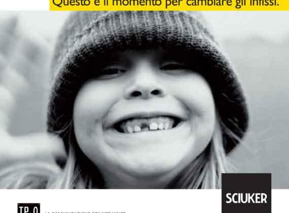 La Comunicazione Sciuker Premiata con la targa Emanuele Pirella 2012 Categoria Outdoor