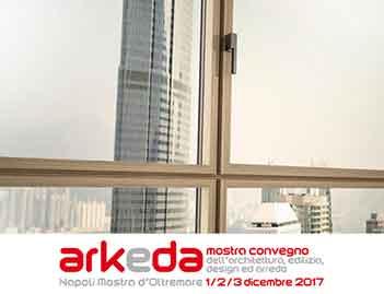 Dal 1 al 3 dicembre 2017 saremo ad Arkeda