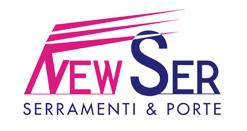 Logo New Ser Serramenti e Porte