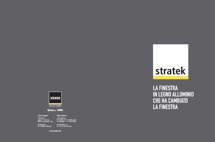 Catalogo Stratek - Copertina