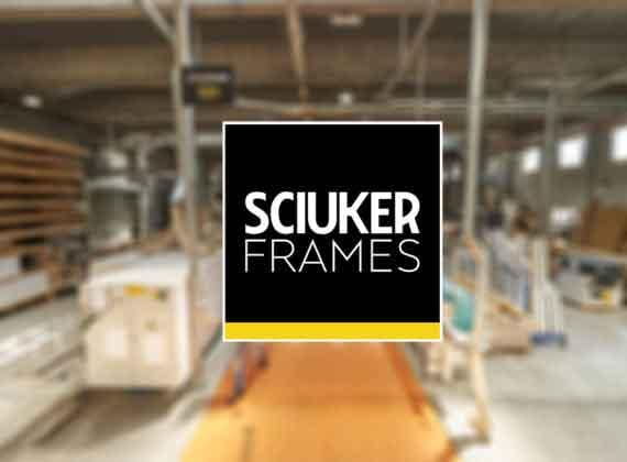 Sciuker diventa Sciuker Frames