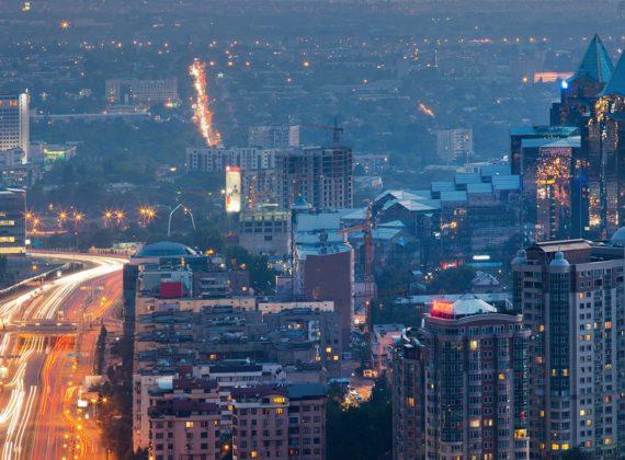 Il design e la sostenibilità delle finestre Sciuker Frames protagonista ad Almaty.