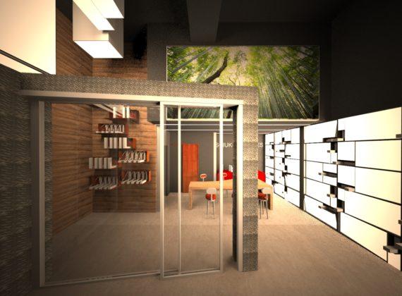 Sciuker Frames cresce con due nuovi store a Napoli ed uno a Bari.
